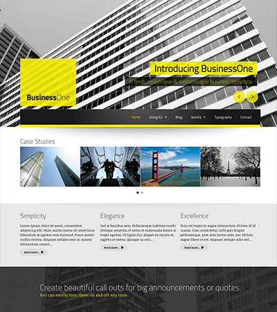 BusinessOne - Construction